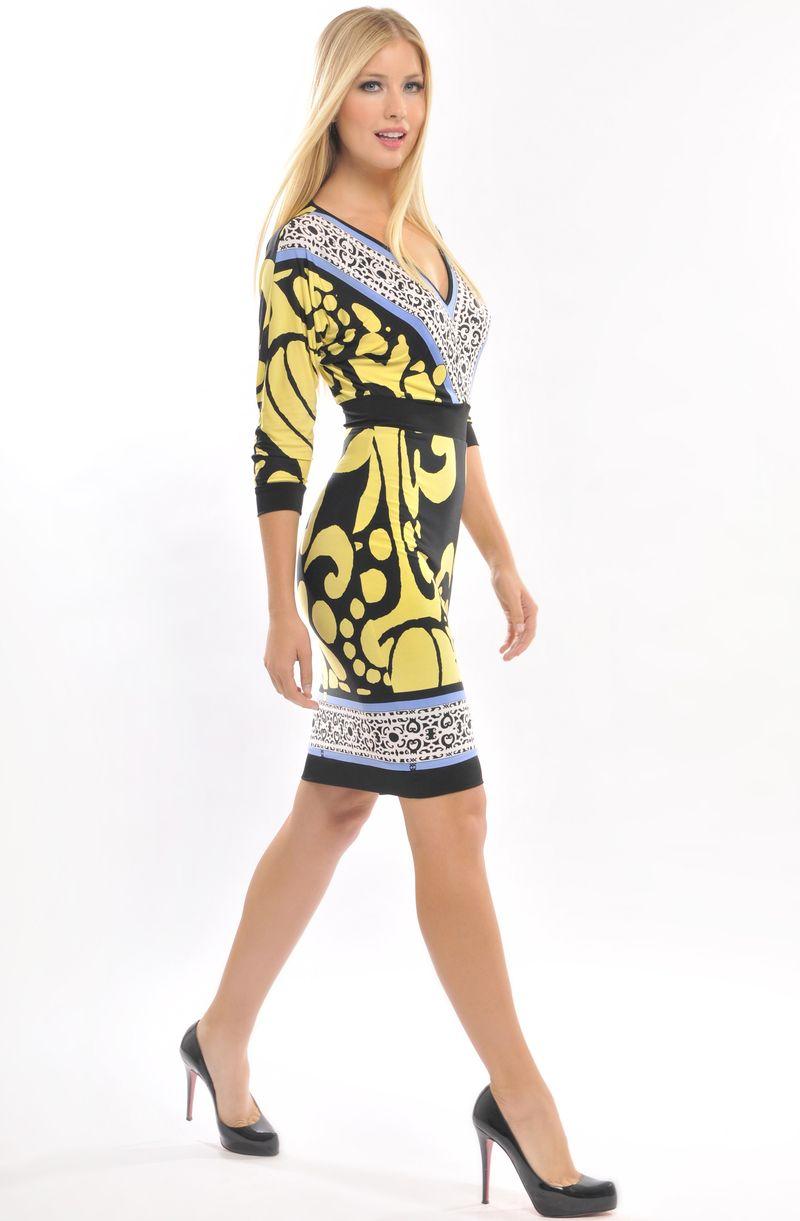 3A. 1106-T-01 DRESS $86
